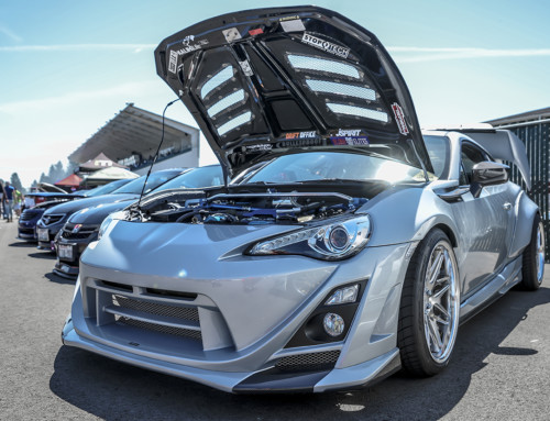 DriftCon 2017 – Trackside Car Show and VIP Registration