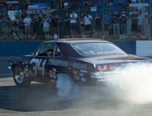 DriftCon 2017 – Hoon-Off Burnout Competition