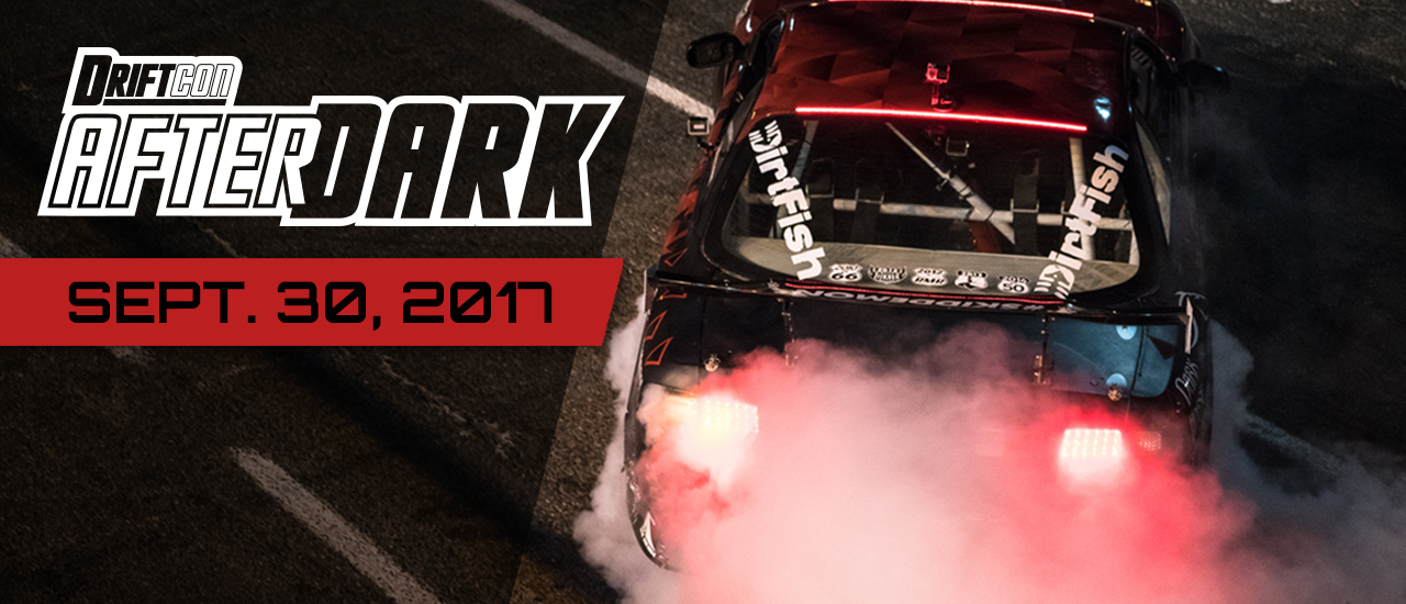 DriftCon Afterdark Car Show ProAm Round September - Car show games
