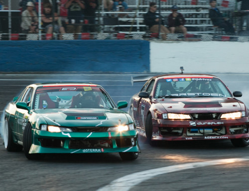 DriftCon Afterdark / EVD 2017 ProAm Round 5 Layout & Registration